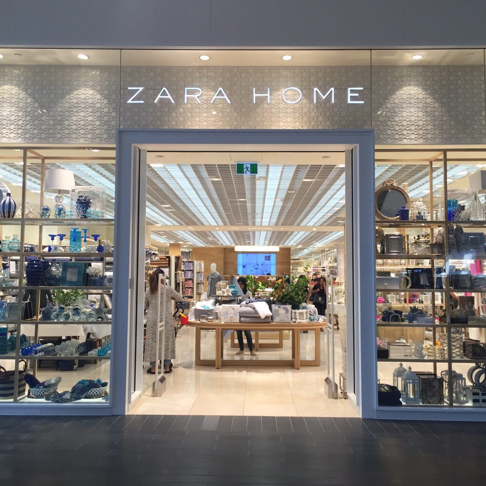 Maribyrnong Victoria: Today, The First Zara Home Opens In Australia At Highpoint