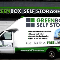 Photo Of Greenbox Self Storage Denver Co United States