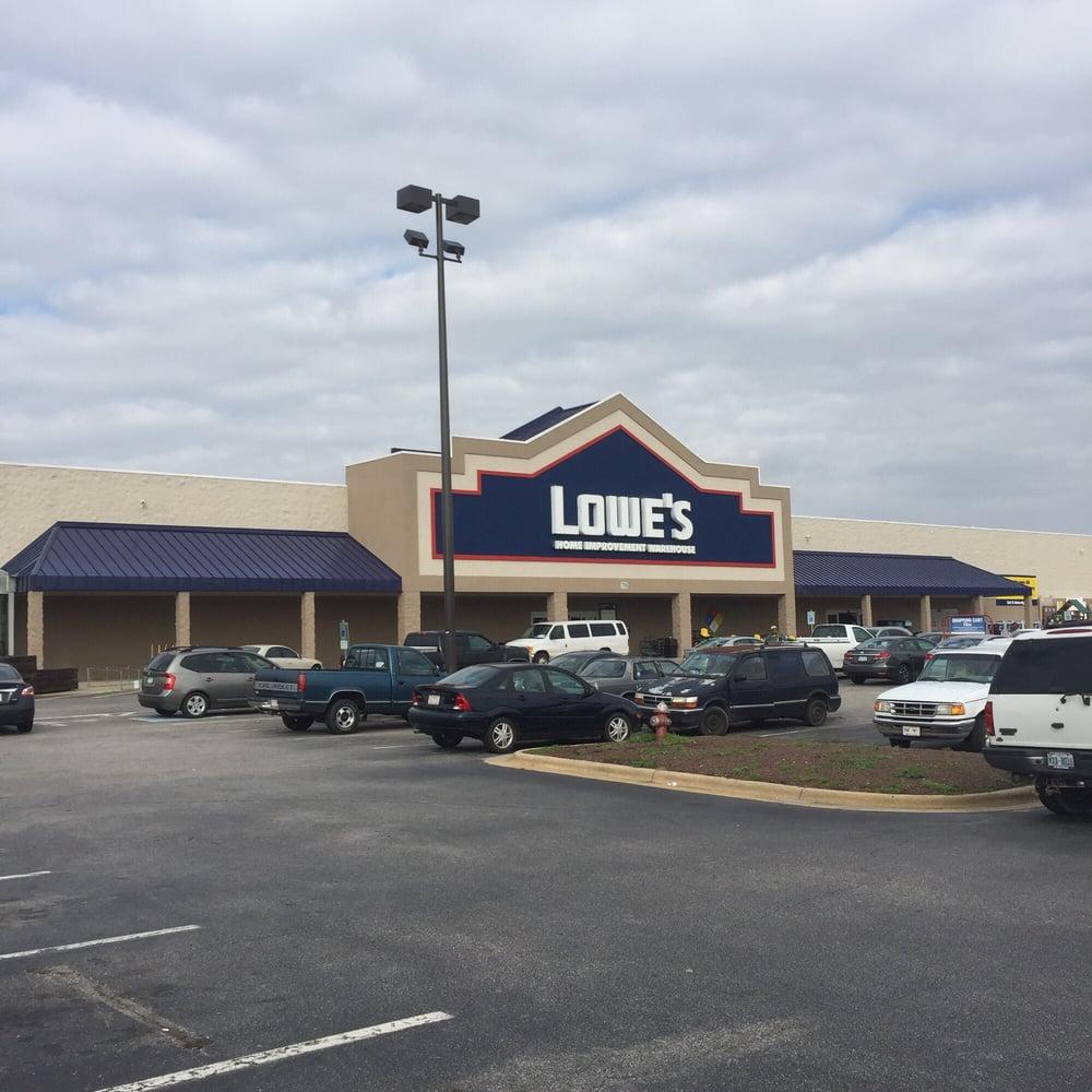 Lowe S Home Improvement Building Supplies 700 N Wesleyan Blvd
