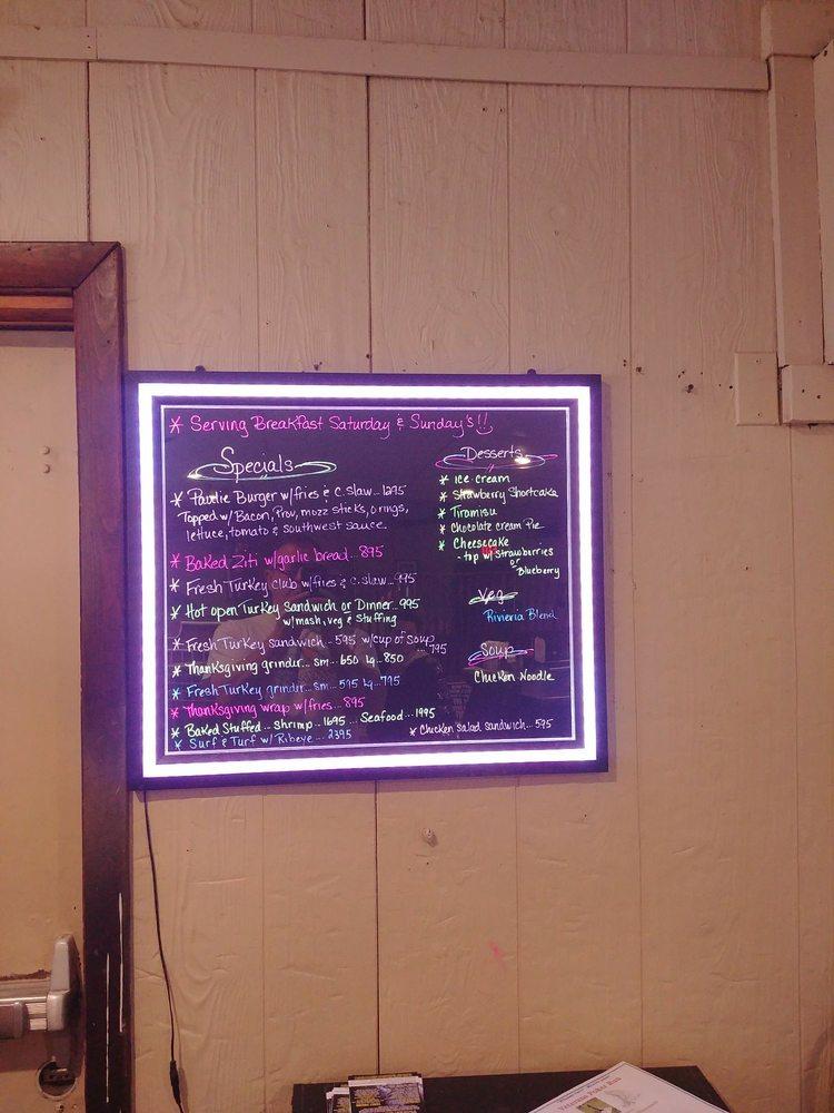 TJ's Cafe: 191 Main St, Baltic, CT