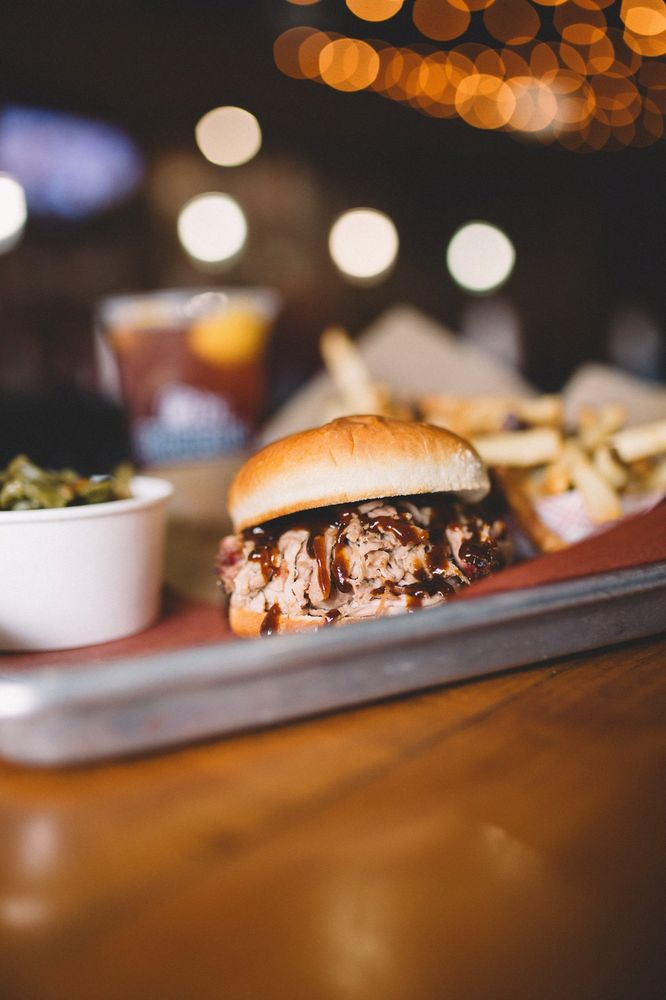 City Barbeque: 1305 Kildaire Farm Rd, Cary, NC