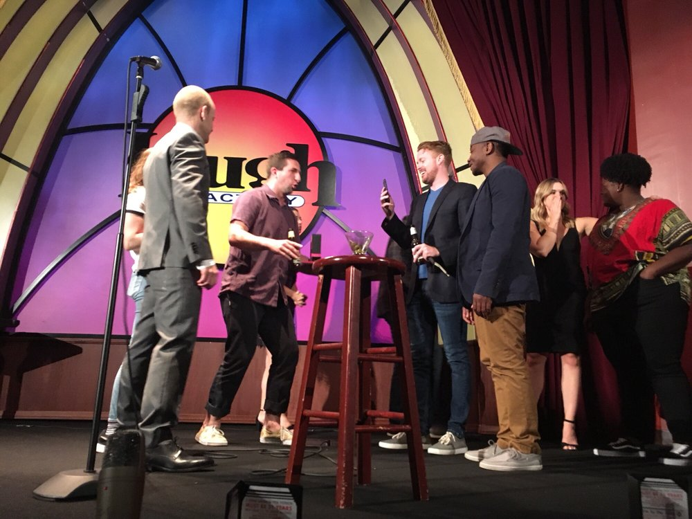 Laugh Factory Chicago: 3175 N Broadway, Chicago, IL