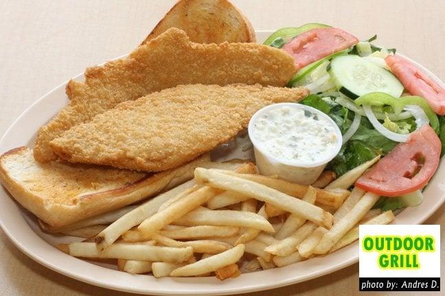 Perch Dinner - Yelp