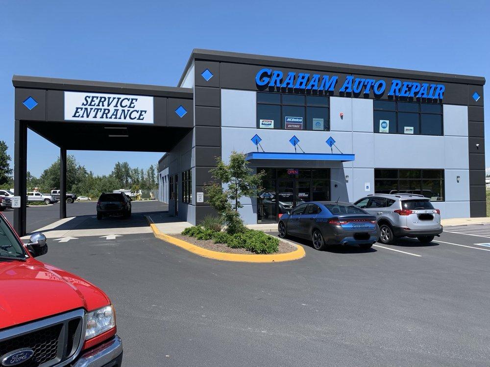 Graham Auto Repair: 22217 Meridian Ave E, Graham, WA
