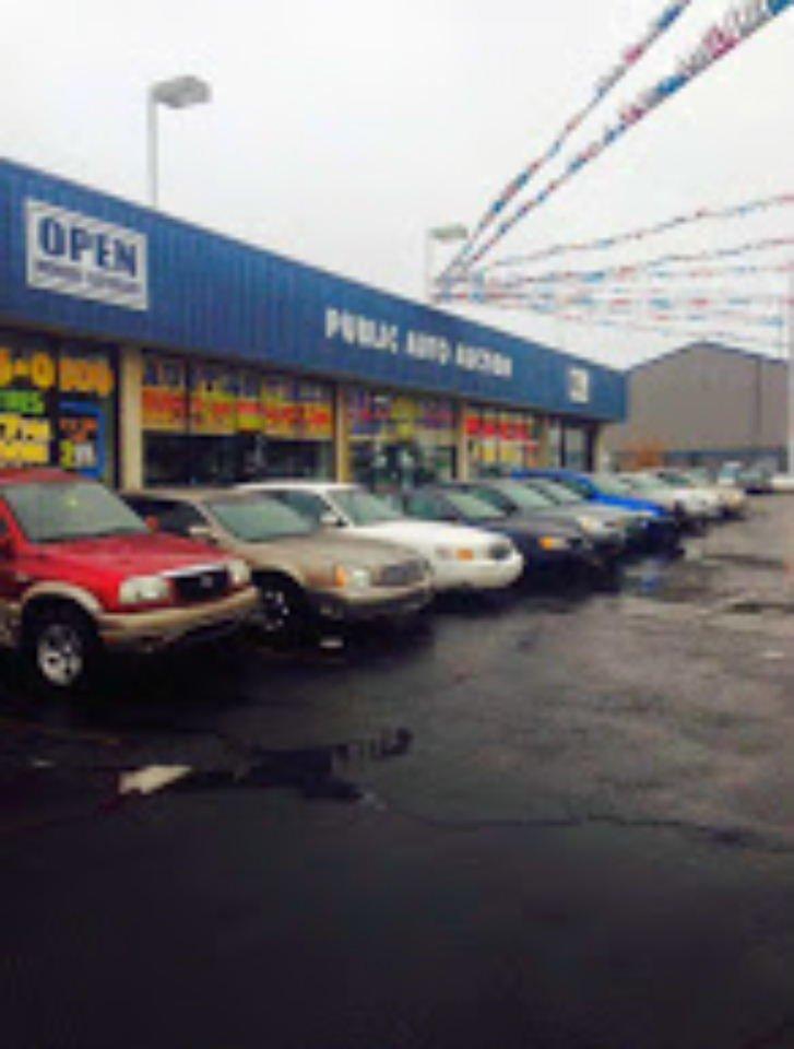 Delaware Public Auto Auction