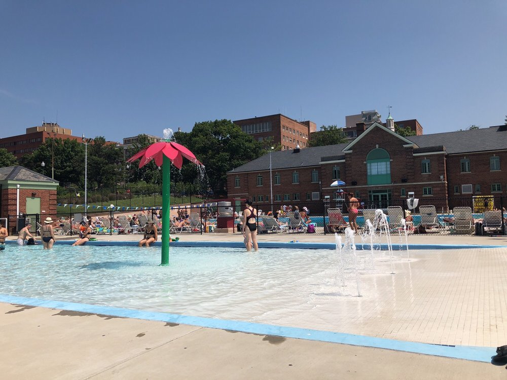 Banneker Pool: 2500 Georgia Ave NW, Washington, DC, DC