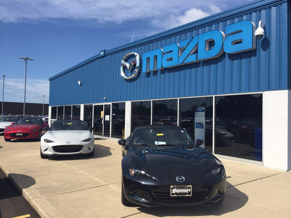 Ricart Mazda