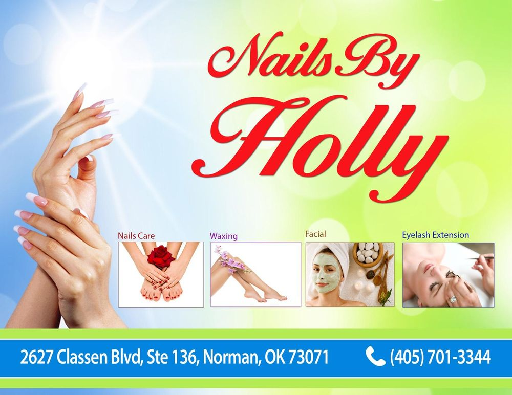 Nails By Holly: 2627 Classen Blvd, Norman, OK