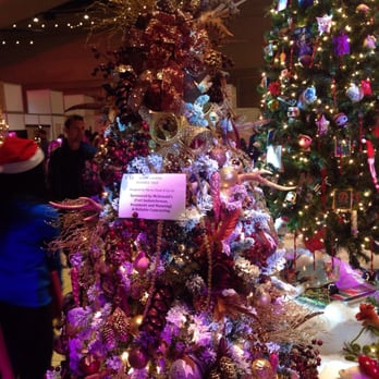 Photo of Festival of Trees - Edmonton, AB, Canada. Trees - Festival Of Trees - 68 Photos & 10 Reviews - Local Flavour - 9797