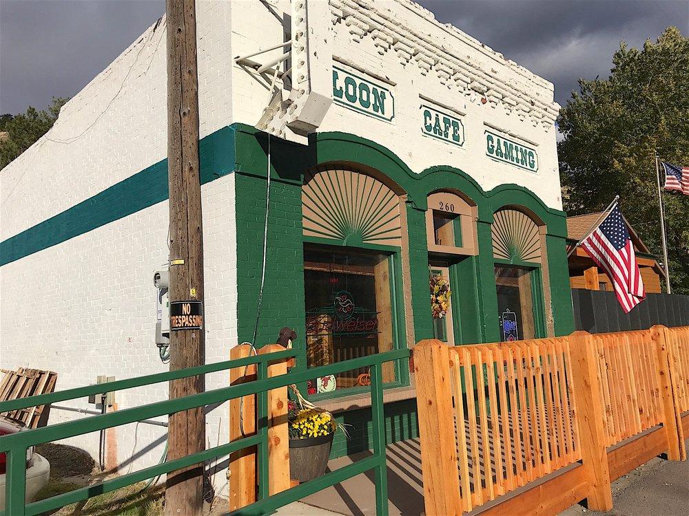 Shotgun Annie's Bar & Saloon: 260 Wolf Creek Main St, Wolf Creek, MT