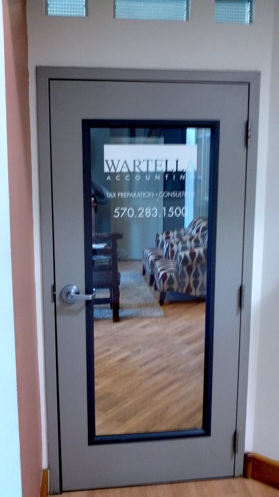 Wartella Accounting: 311 Market St, Kingston, PA