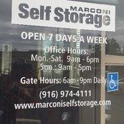 ... Self Storage - 4111 Marconi Ave, Arden-Arcade, Sacramento, CA - Phone