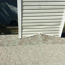 Photo Of DLV Roofing   Charleston, SC, United States. Repaired Heavy Damage  Around