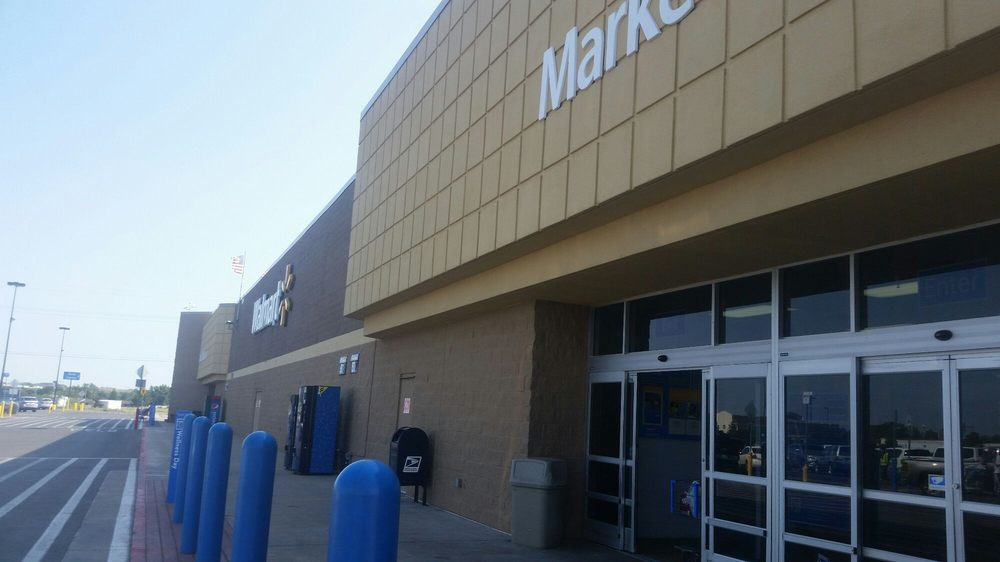 Walmart Supercenter: 3215 Williams Ave, Woodward, OK