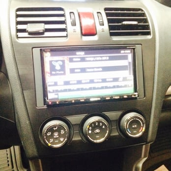 2015 Subaru Forester with a Kenwood DNX891HD Navigation