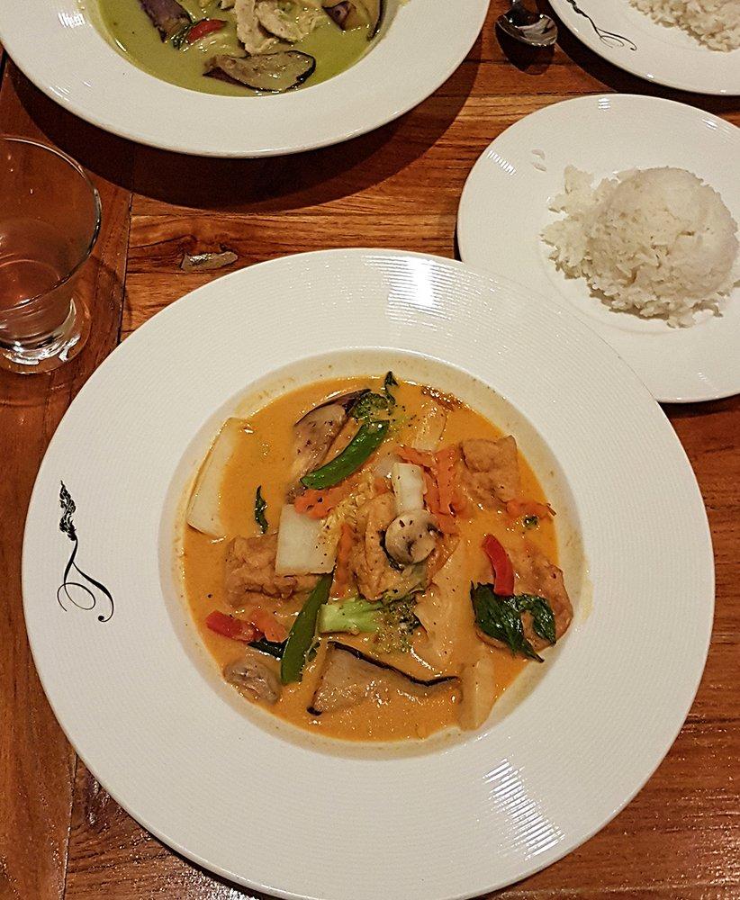 Thai Food Logan Circle Dc