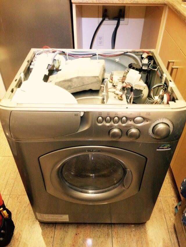 Ariston Washer Dryer Repair W1020eo Yelp