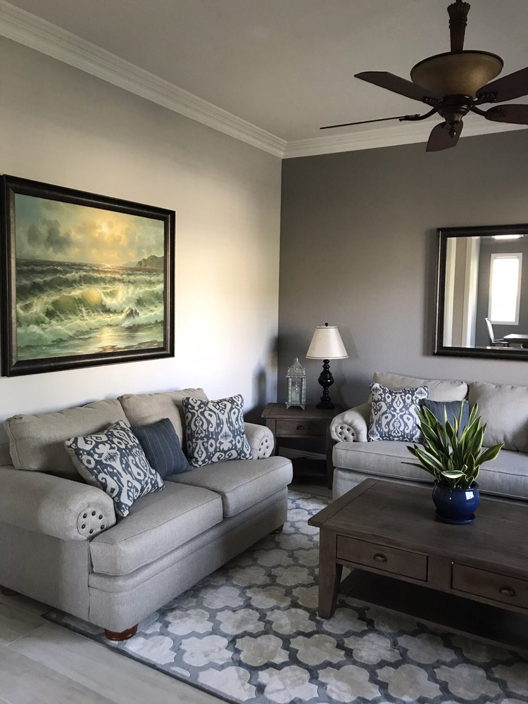 Photo Of Parallel Painting Chula Vista Ca United States Light Gray With
