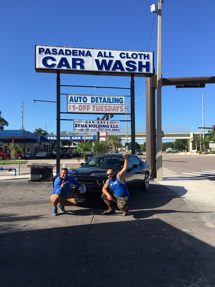 Best Car Wash Pasadena