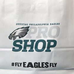 Philadelphia Eagles Pro Shop Sports Wear 2000 Rte 70 W, Cherry