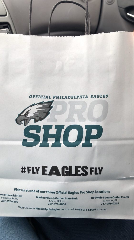 new concept aa4a3 a91cb Philadelphia Eagles Pro Shop - 2019 All You Need to Know ...