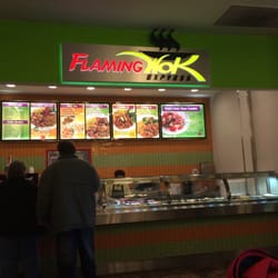 Photo Of Flaming Wok Billings Mt United States