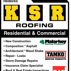 Photo of KSR Roofing - Lawrence KS United States  sc 1 st  Yelp & KSR Roofing - Roofing - 2836 Lankford Dr Lawrence KS - Phone ... memphite.com