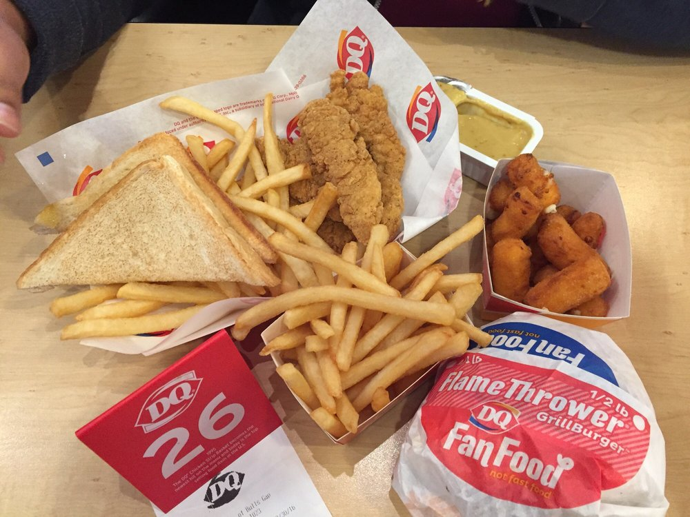 Dairy Queen Grill & Chill: 14044 W Andrew Johnson Hwy, Bulls Gap, TN