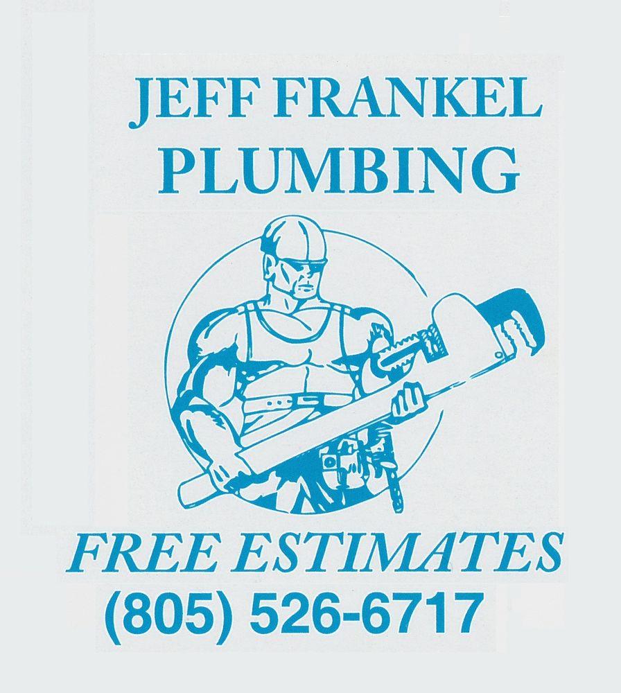 Jeff Frankel Plumbing: 1409 Kuehner Dr, Simi Valley, CA