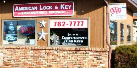 Aaa American Lock And Key Keys Amp Locksmiths 903 Rose