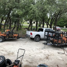 Photo Of Five Brothers Lawn Care Chimney Sweep Copperas Cove Tx United