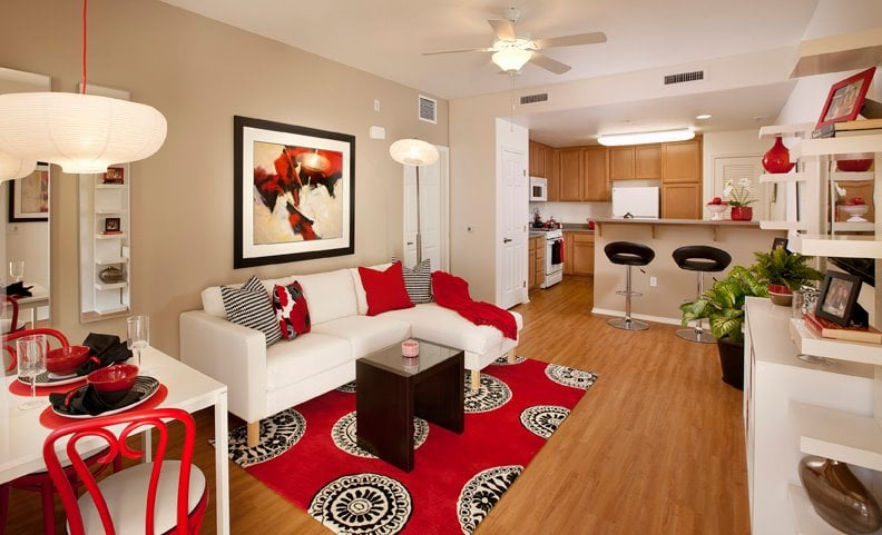 Modern Furniture Ventura Ca ralston courtyards apartments - 14 photos & 13 reviews