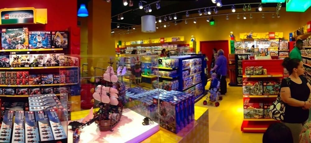 Lego Store - Yelp