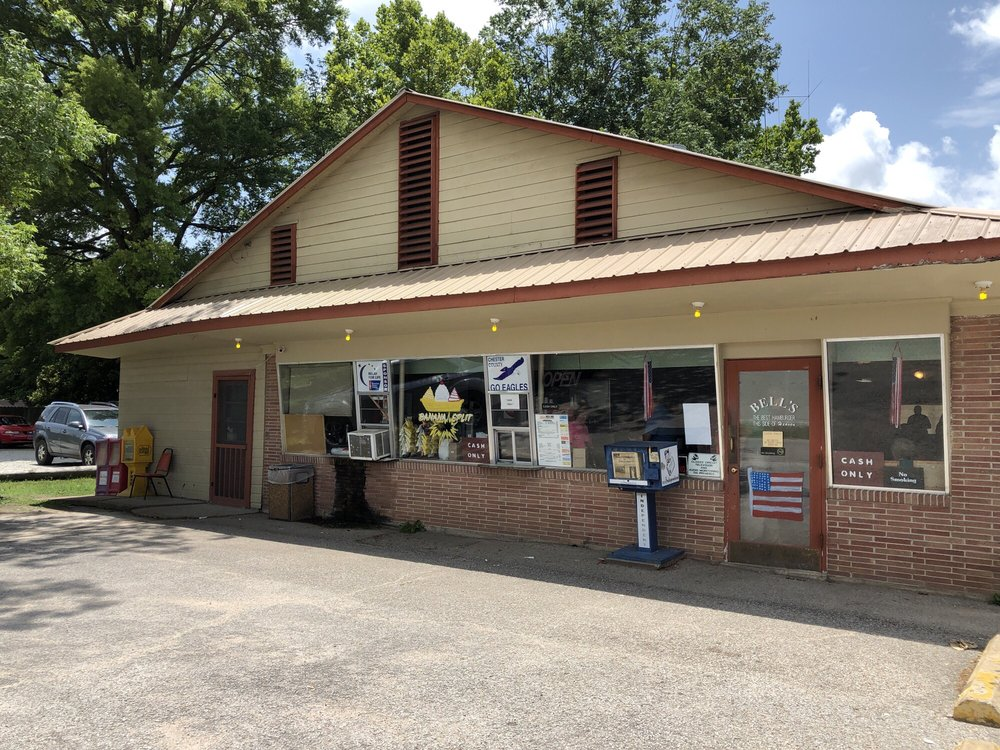 Bell's Drive In: 204 S Church Ave, Henderson, TN