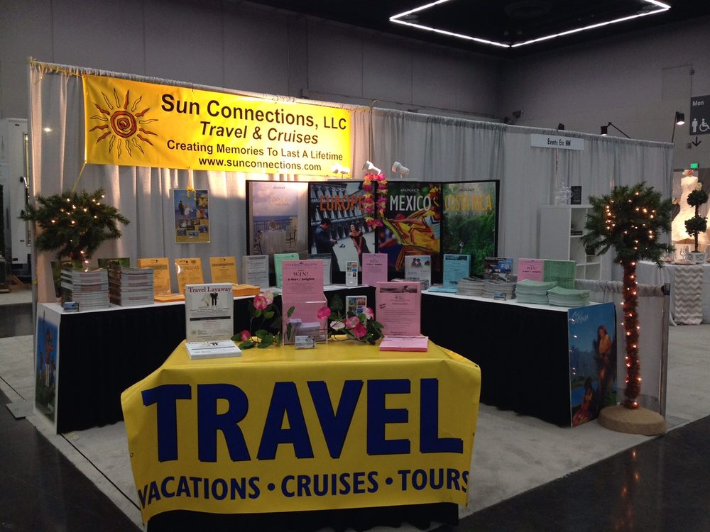 Sun Connections Travel & Cruises: 11950 SW 2nd St, Beaverton, OR