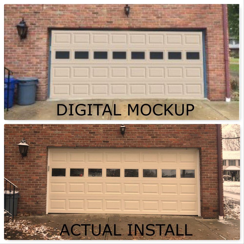 Trinity Garage Door: Monongahela, PA
