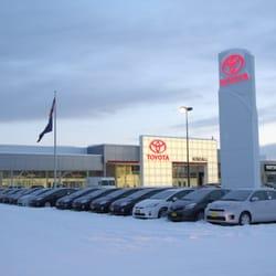 Kendall Toyota Fairbanks >> Kendall Toyota of Fairbanks - Auto Repair - 1000 Cadillac Ct, Fairbanks, AK - Phone Number - Yelp