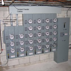 Multi Family Electrical Service
