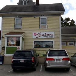 Photo Of Sakura Anese Restaurant Winchester Ma United States Outside