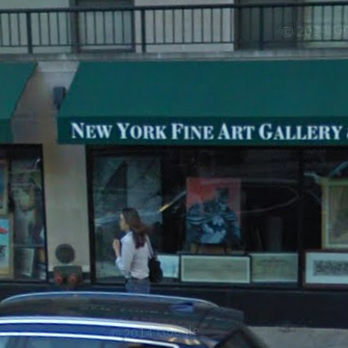 photo of new york fine art gallery custom framing new york ny