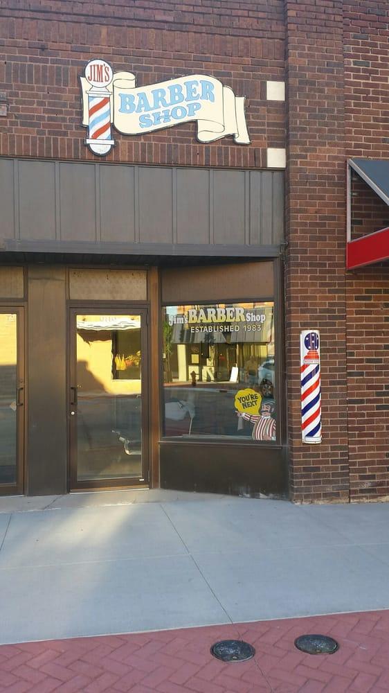 Jim's Barber Shop: 909 Washington Ave, Detroit Lakes, MN