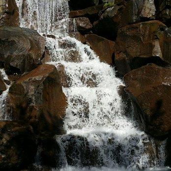 Photo Of Waterfall Garden Seattle Wa United States