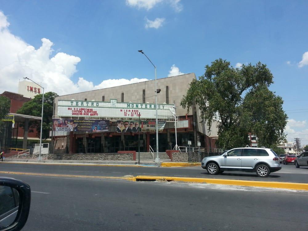 Teatro Monterrey del IMSS: Av. Constitución S/N, Juárez, CHH
