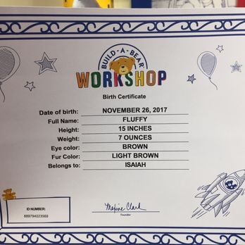 Build-A-Bear Workshop - 21 Photos & 12 Reviews - Toy Stores - 8001 S ...