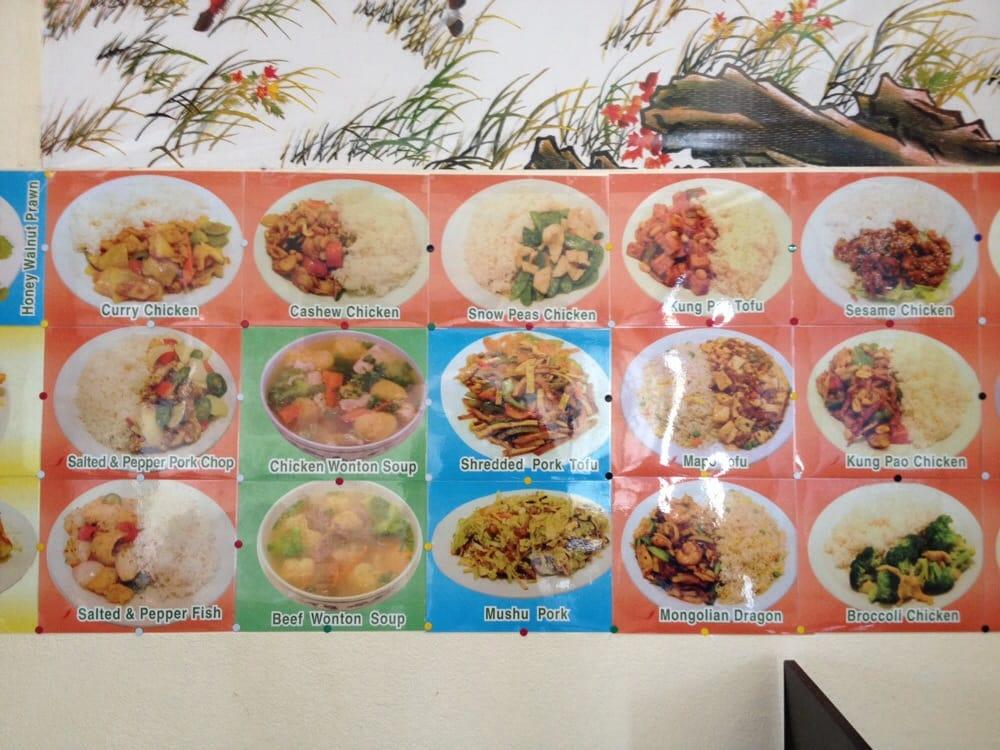 Happy Dragon Chinese Restaurant San Carlos Ca