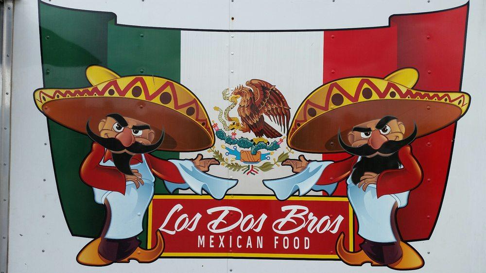 Los Dos Bros Mexican Food Truck