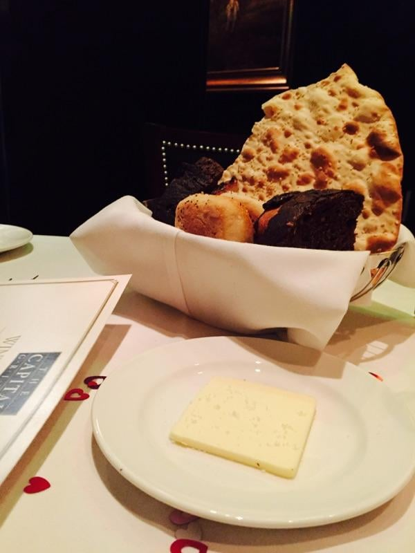 Bread Cracker Basket Yelp