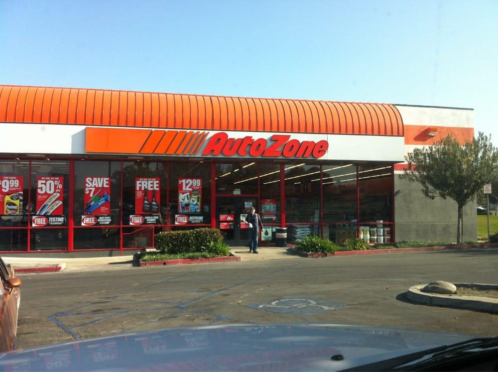 Autozone: 1002 Kern St, Taft, CA