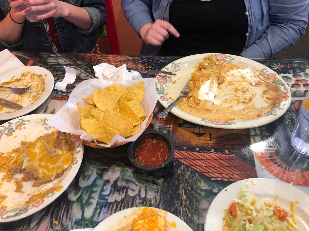 Fiesta Mexicana Family Restaurant: 420 W Midland Ave, Woodland Park, CO