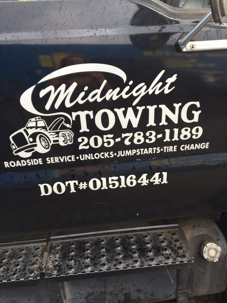 Towing business in Fairfield, AL